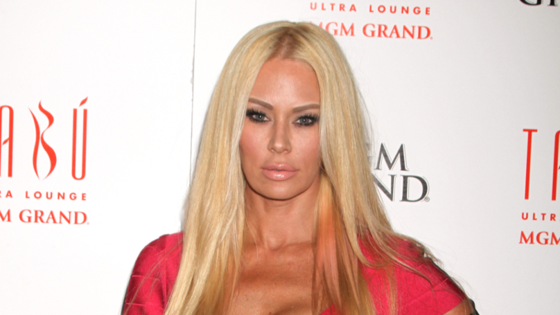 ​Adult Film Star Jenna Jameson Faced Death Threats Over 'Transphobic' Comments