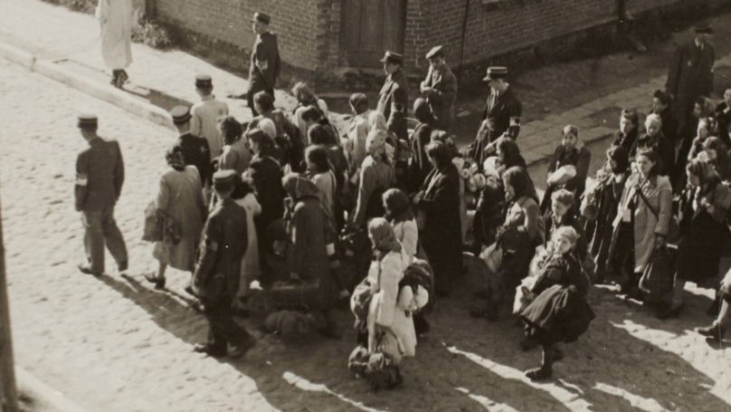 These Buried Photographs Reveal Life In A WWII Jewish Ghetto