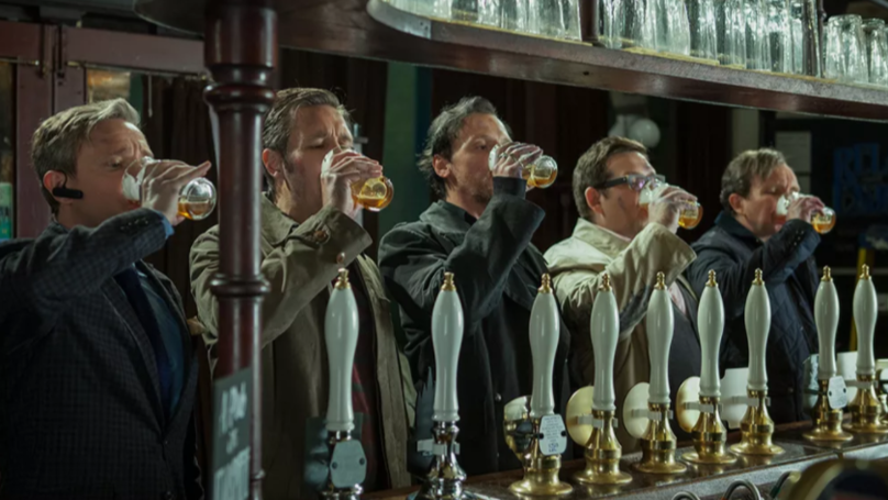 The Easiest Place For A Pub Crawl In The UK Has Been Found - Portsmouth