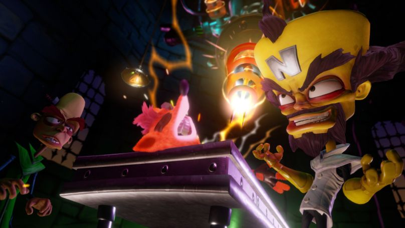 'Crash Bandicoot N. Sane Trilogy' Is Coming To Xbox, PC And Switch