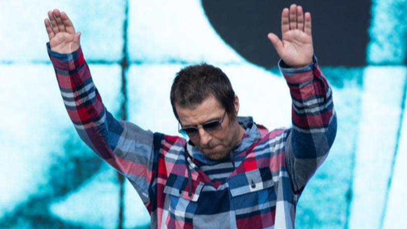 Liam Gallagher Dedicates His Final Song To Keith Flint At Glastonbury 2019
