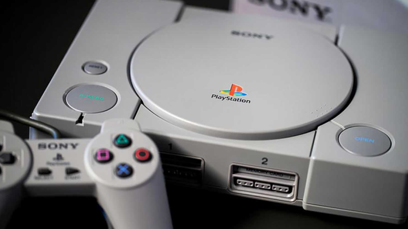 Sony Could Be Releasing A PS1 Classic Console