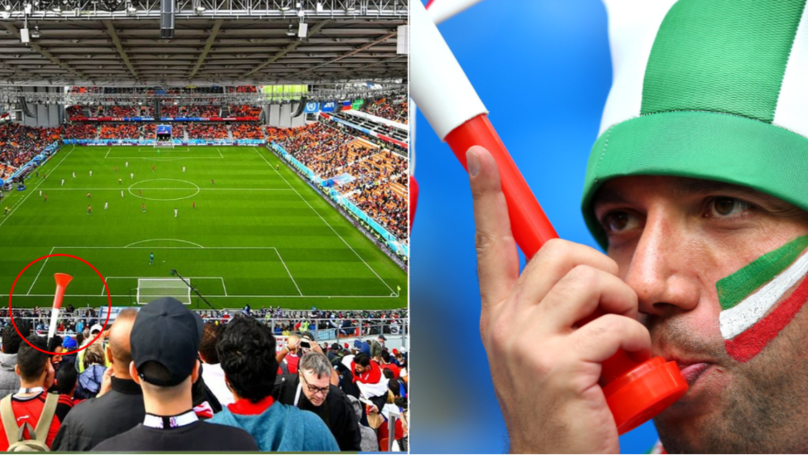 The 'Vuvuzela' Has Returned To The World Cup And People Are Muting Their TV