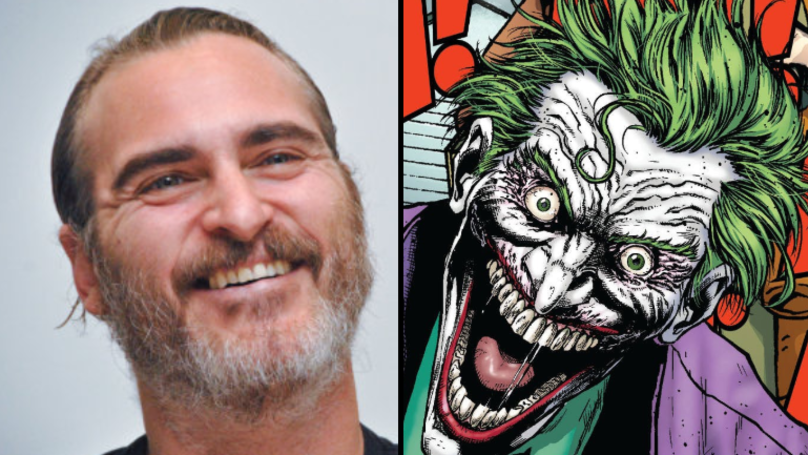 New Joker Film Starring Joaquin Phoenix Has Release Date And Title