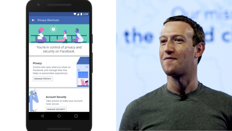Facebook Announces Makeover To Privacy Tools Amid Criticism Of Data Policies