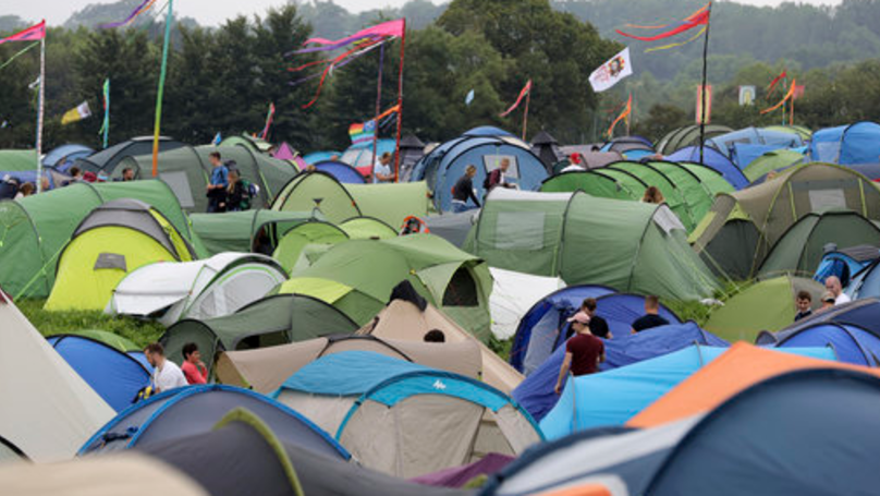 Security Guard Found Dead In Tent At Glastonbury Festival