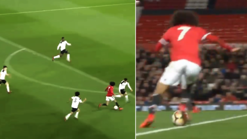 Highlights Of Tahith Chong's First Season In Man Utd Reserves Proves He'll Be A Special Player
