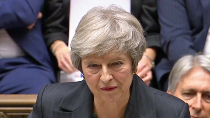 Theresa May Could Be Subject To A Vote Of No Confidence