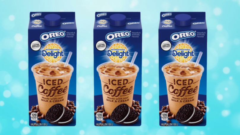 Oreo Iced Coffee Is Here To Keep Us Cool All Summer Long