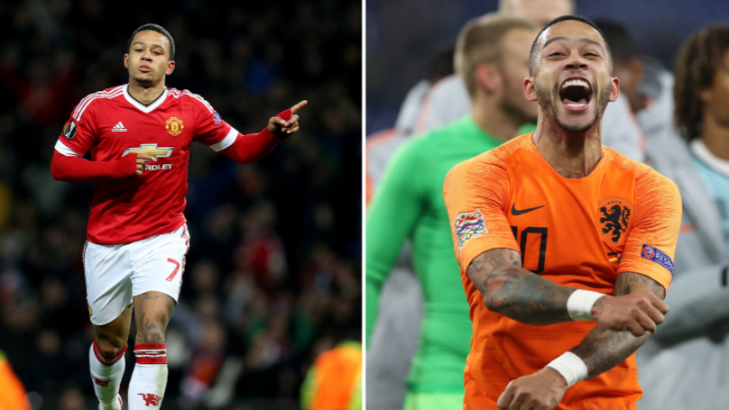 Memphis Depay Has Become The Player Manchester United Need Right Now News World Bulletin