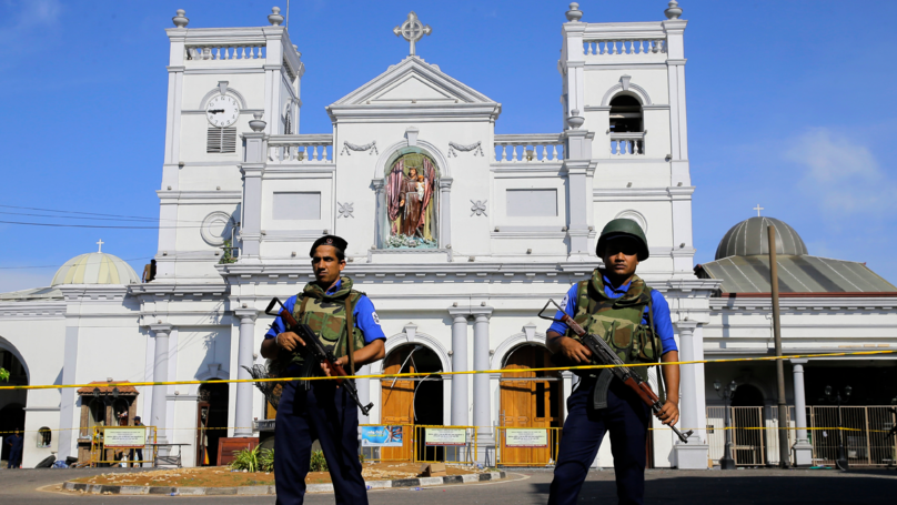 Death Toll For Sri Lanka Bombings Doubles To 290