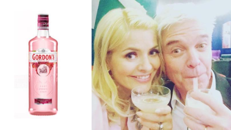 gordon pink gin