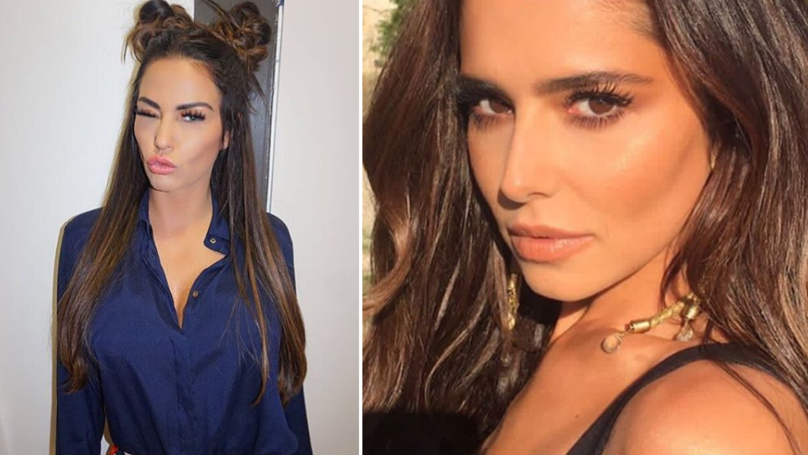 Watch Katie Price Shares Throwback Video Of Cheryl Cole On