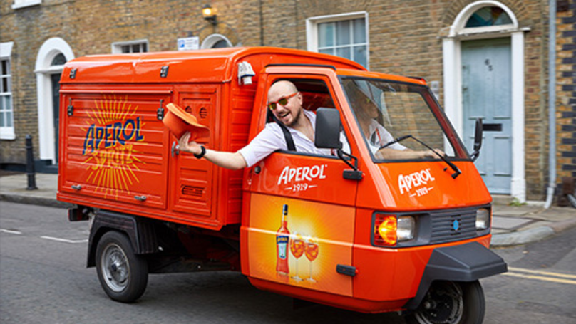 There's An Aperol Spritz Delivery Service Coming In August