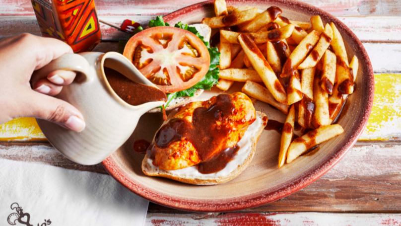 Nando's Has Launched Peri Peri Chicken Gravy For Christmas