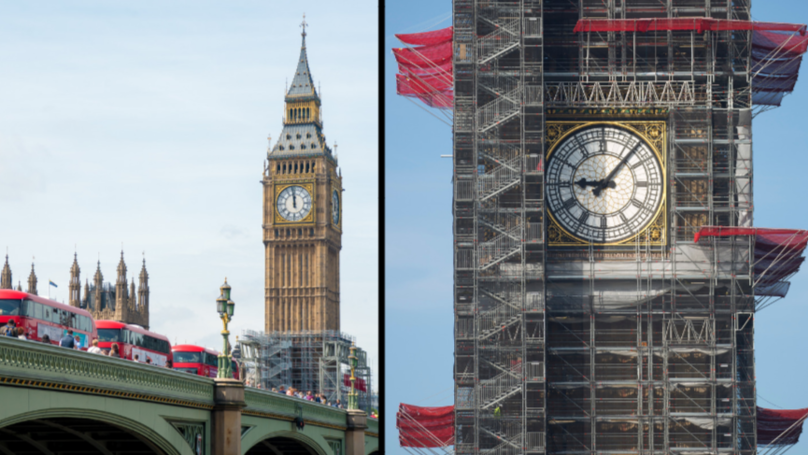 Big Ben Will Chime Again On Remembrance Sunday To Mark 100 Years Since End Of World War One