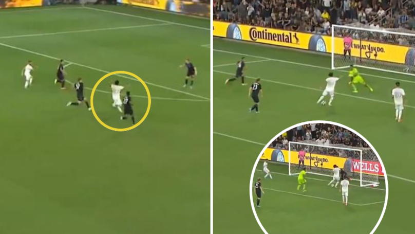 Carlos Vela Fully Takes The P*ss By Scoring Ridiculous Solo Goal Against San Jose Earthquakes