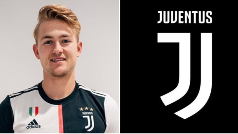 Matthijs De Ligt To Pocket Potential £416,000-A-Week At Juventus