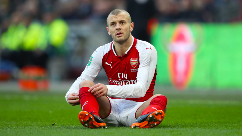 Arsenal Fans Aren't Happy With Latest Jack Wilshere Transfer Rumours