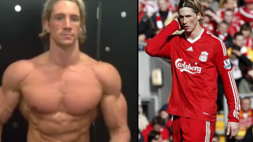 This Hench Fella Looks More Like Fernando Torres Than Fernando Torres