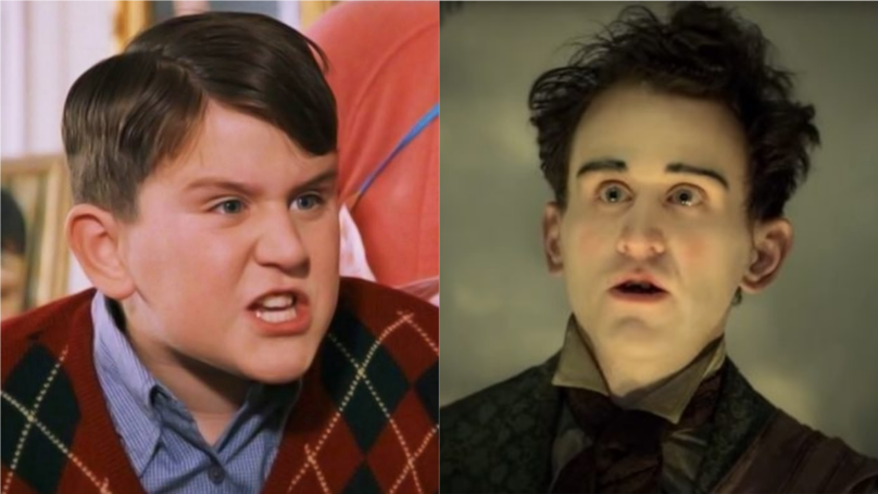 Harry Potter's Harry Melling Looks Unrecognisable In New Film Role