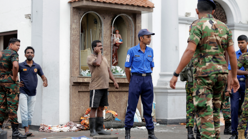 Two More Explosions Have Struck Sri Lanka Following Six Earlier Blasts