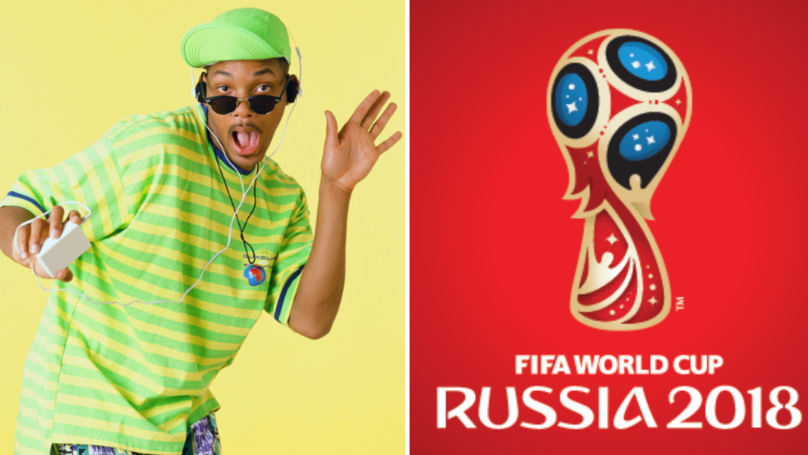 The 2018 World Cup Anthem Will Be Performed By Will Smith