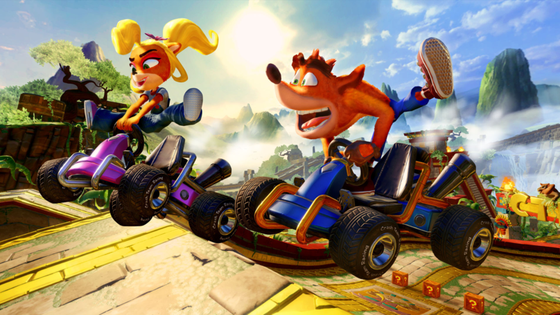 'Crash Team Racing: Nitro-Fueled' Reviews Round-Up