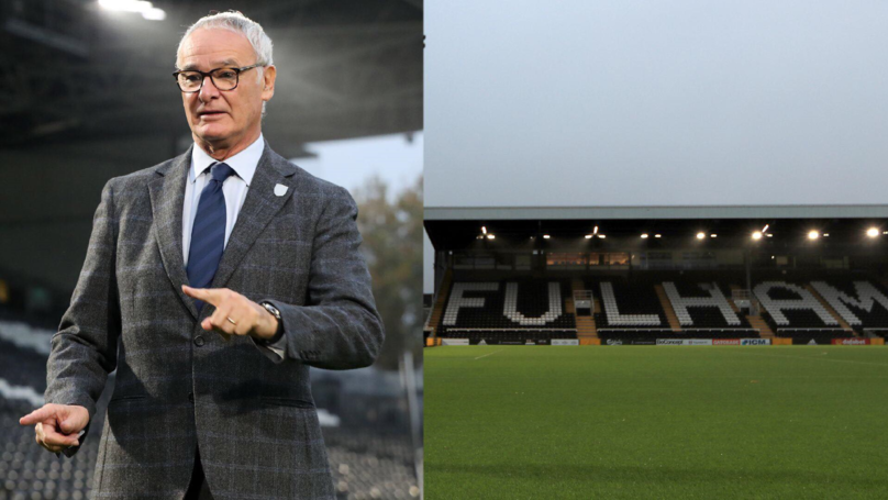 Ranieri Reveals He Was A Fulham Regular Before Landing Job
