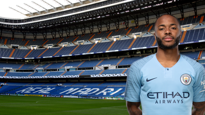 Real Madrid Set To Make January Move For Raheem Sterling