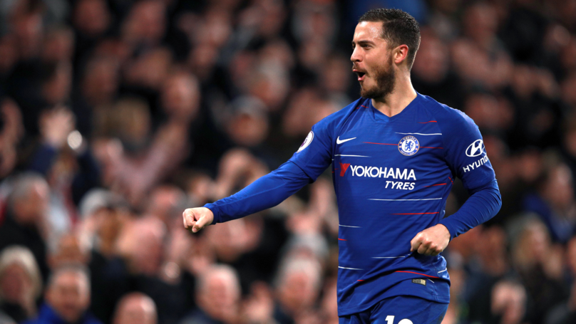 Chelsea Fans Believe They Have Spotted Clue Showing Eden Hazard Won't Leave