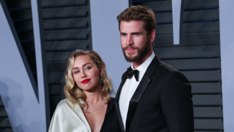 Fans Are Convinced Miley Cyrus And Liam Hemsworth Are Married