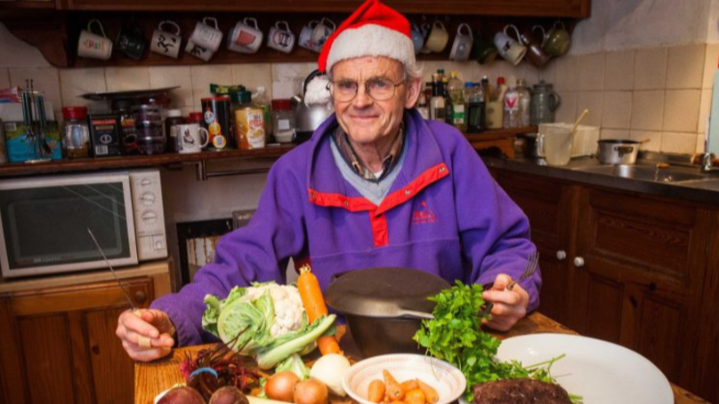 This Man Loves Roadkill, But He May Have Eaten His Last Christmas Sperm Whale Casserole