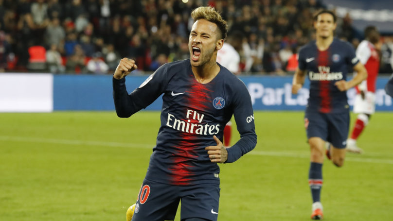 Neymar Reveals His Three-Man Shortlist For The Ballon d'Or Award