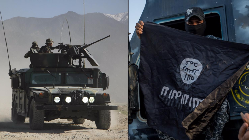 'Head Of ISIS' Killed In Raid Led By Afghan Forces