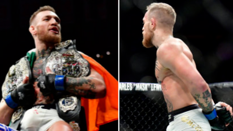 Conor McGregor Just Named The Fighter UFC Wouldn't Allow Him To Face