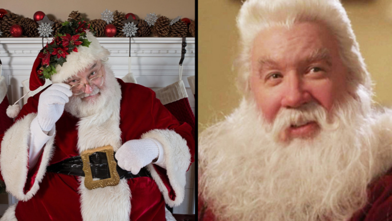 People Say Santa Should Now Be Female Or Gender Neutral
