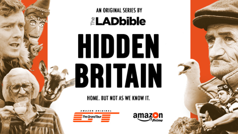 We've Gone On A Tour Of 'Hidden Britain'