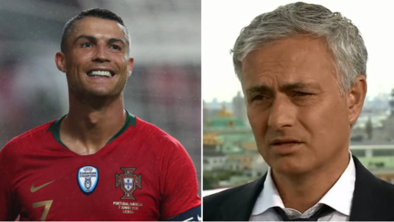 The One Factor That Jose Mourinho Believes Will Hold Cristiano Ronaldo Back At The World Cup