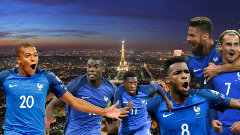 France's 23-Man World Cup Squad Is Magnifique