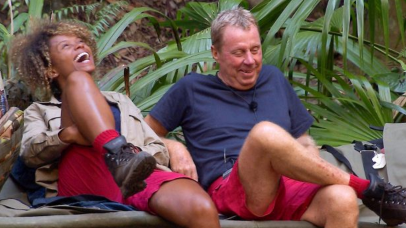I'm A Celebrity's Harry Redknapp Wants To Go 'Grinding' With Wife Sandra