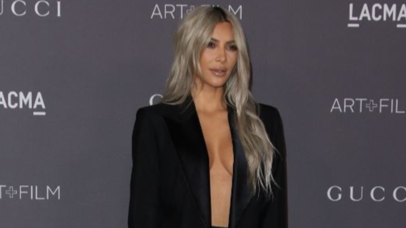 Kim Kardashian West's New Year's Resolution For 2018 Is To Ditch Her Phone