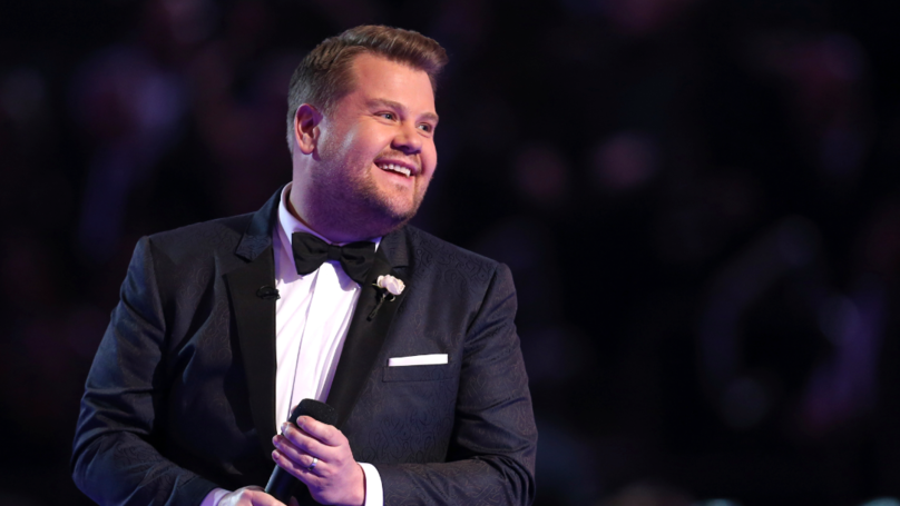 ​How James Corden Went From Everyone's Favourite Funnyman To One Of The World's Most Hated
