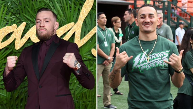 Conor McGregor Brutally Rips 'Twerp' Firas Zahabi For Max Holloway Claim