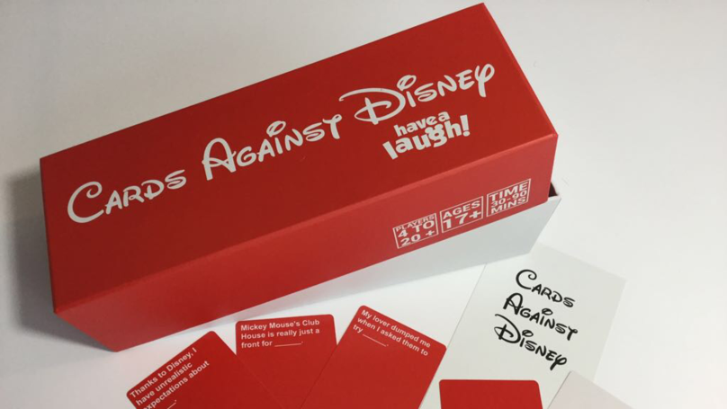 Mum Buys Daughter Disney Version Of Cards Against Humanity And Regrets It