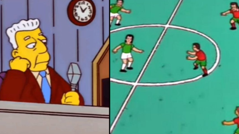 ​Punters To Scoop The D'oh If Simpsons World Cup Prediction Is On The Money