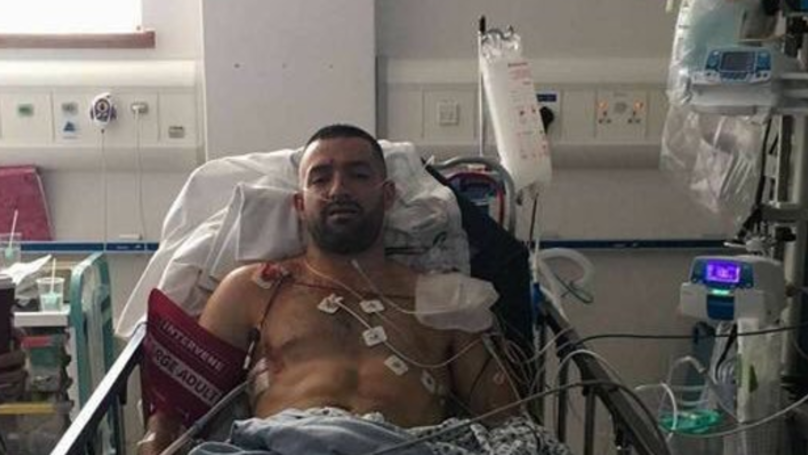 Dad Of Three Recovers In Hospital After Horrific Attack By London Terrorists