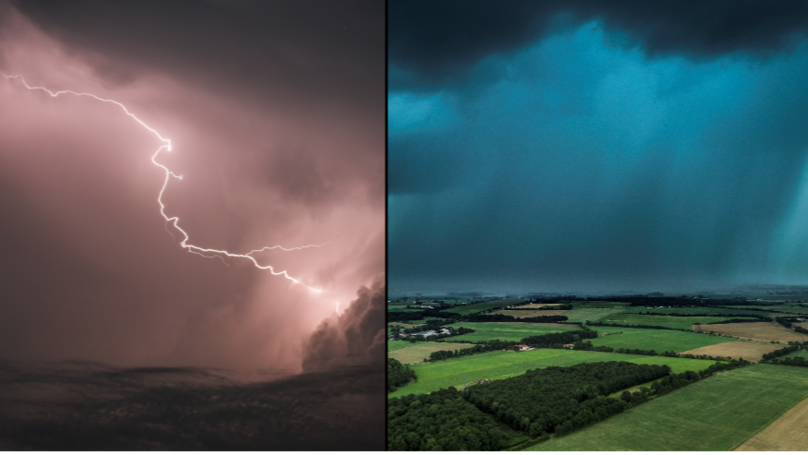 Thunderstorms To Hit UK After Met Office's First Weather Warning Of Its Kind In 164 Years