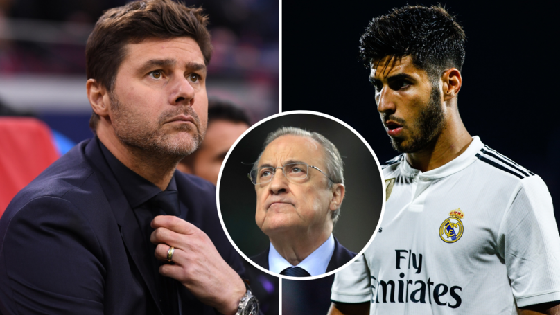Spurs Want To Sign Marco Asensio, Real Madrid Reveal His Outrageous Release Clause
