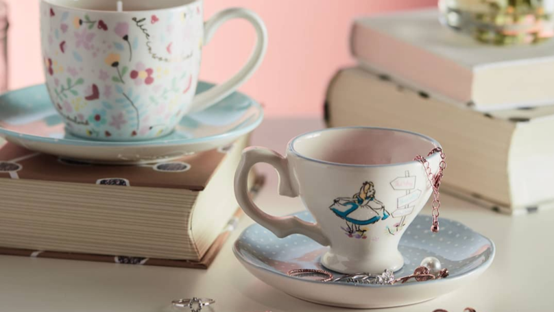 Primark Is Selling 'Alice In Wonderland' Homeware